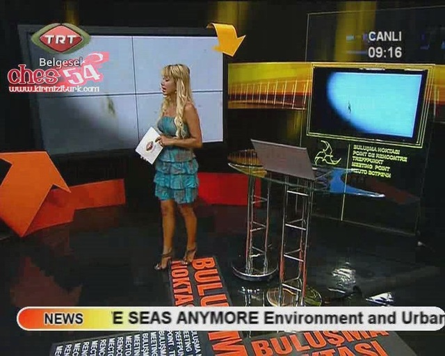 Funda Akyol TRT Belgesel Buluşma Noktası 24.08.2011